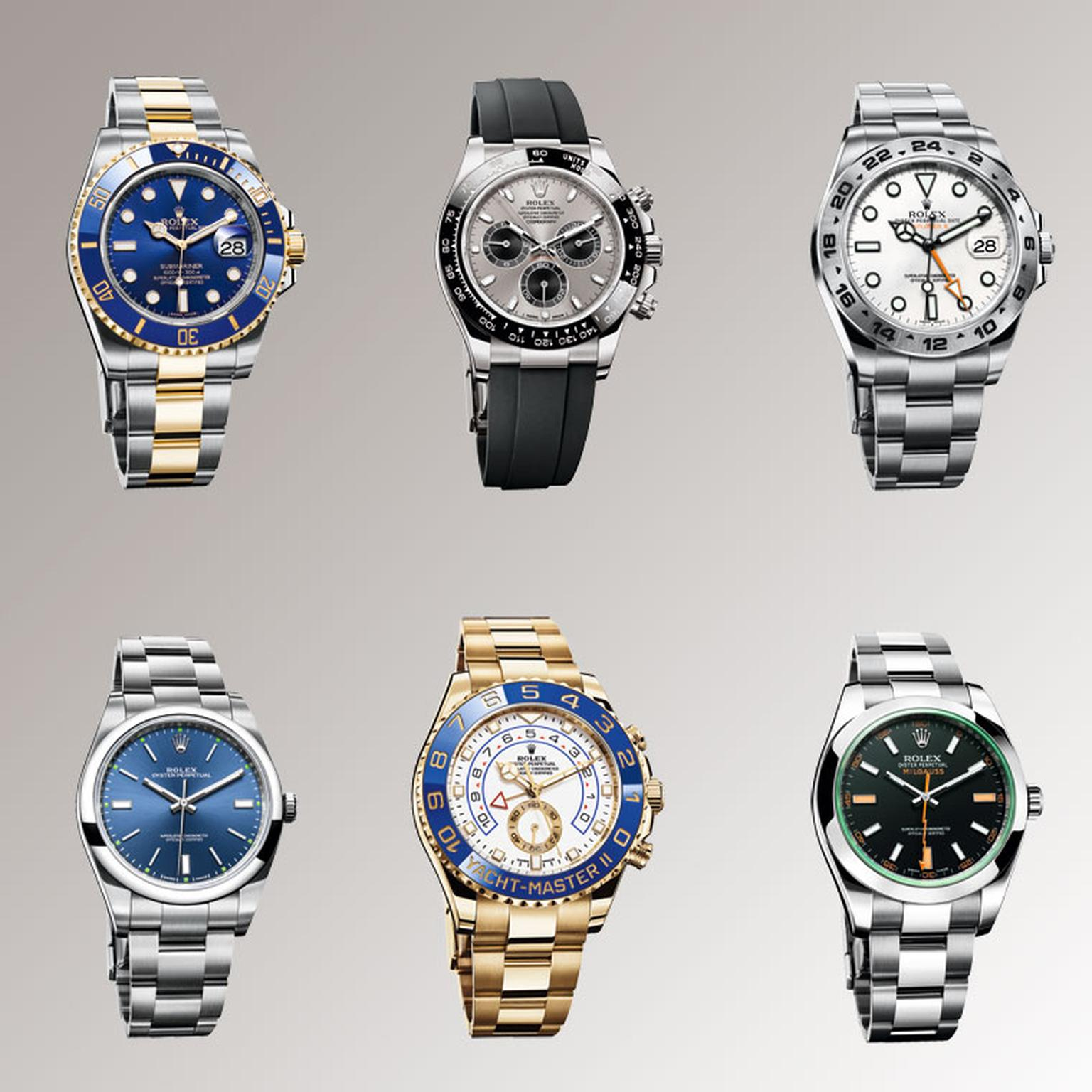 Rolexs Watches Which Rolex Watch Should I Buy The Jewellery Editor