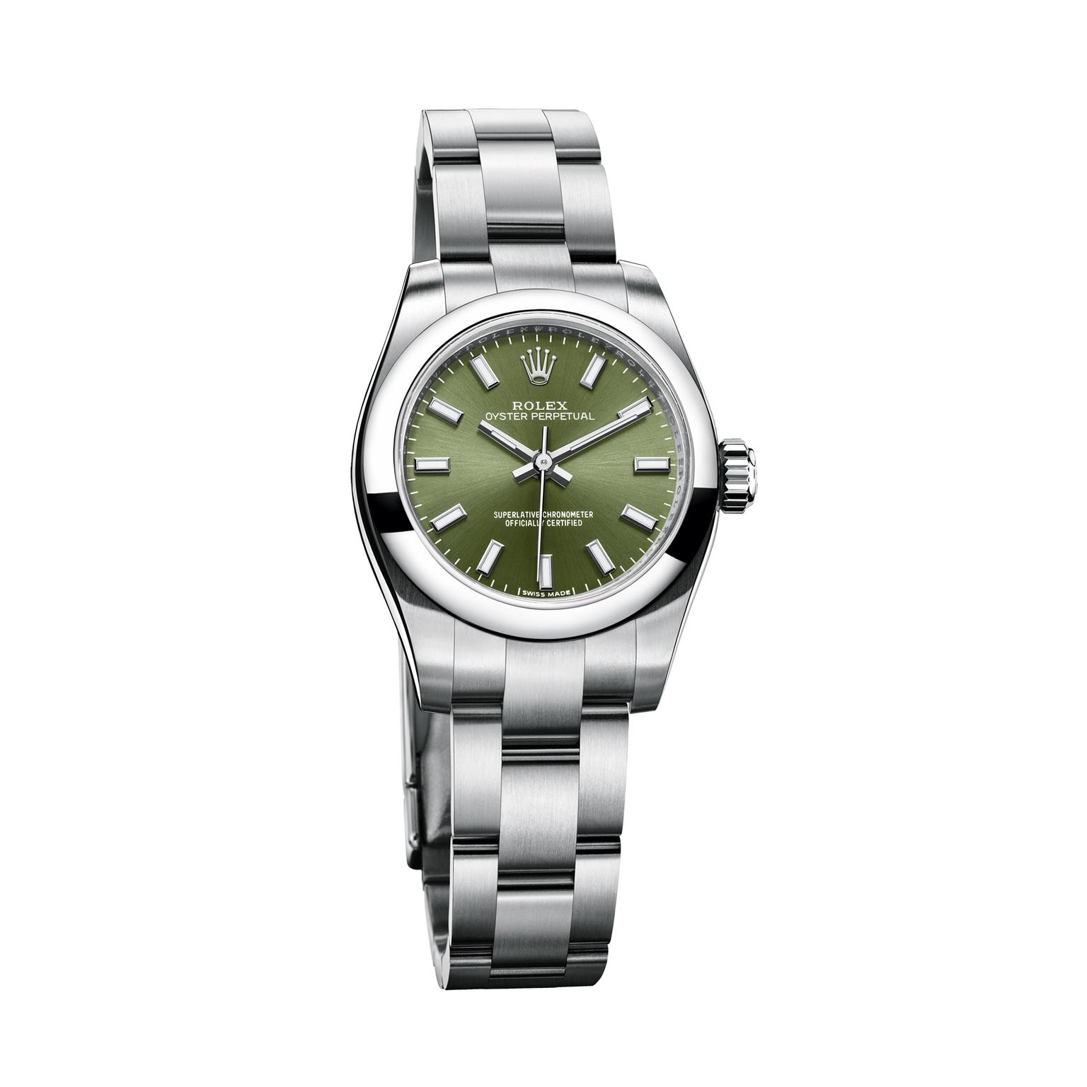 Steel Rolex Oyster Perpetual 26mm Steel Watch