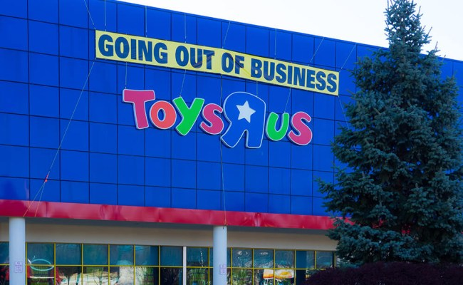 Toys R Us To Give It A Go Under A Different Name As It