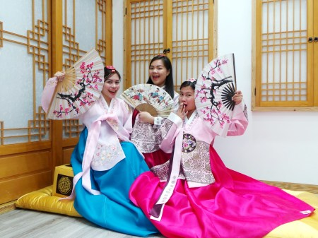 Hanbok For Rent In Davao City