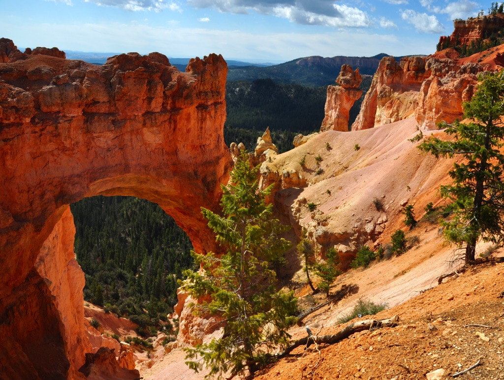 Vacation Couple Blog Bryce Canyon Nationalpark Utah Jigsaw Puzzle In Puzzle