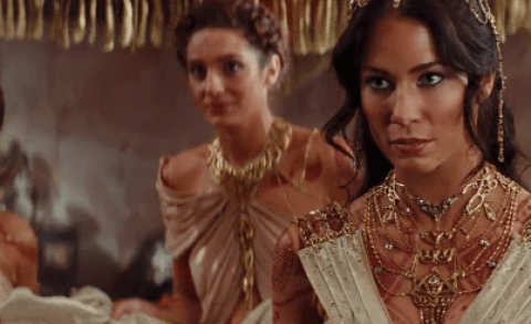 new john carter � dejah thoris featurette brings welcome