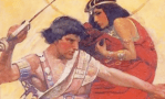 "Schoonover ""A Princess of Mars"" cover"