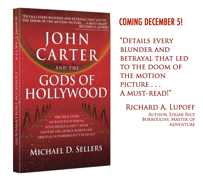 John Carter and the Gods of Hollywood 3D