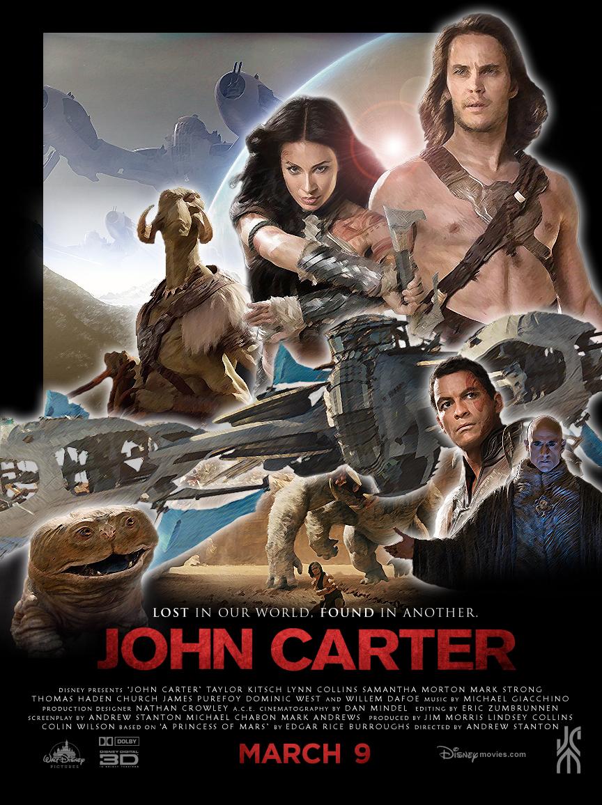 john_carter_poster_by_pencilsandnougats-d4ng5rb