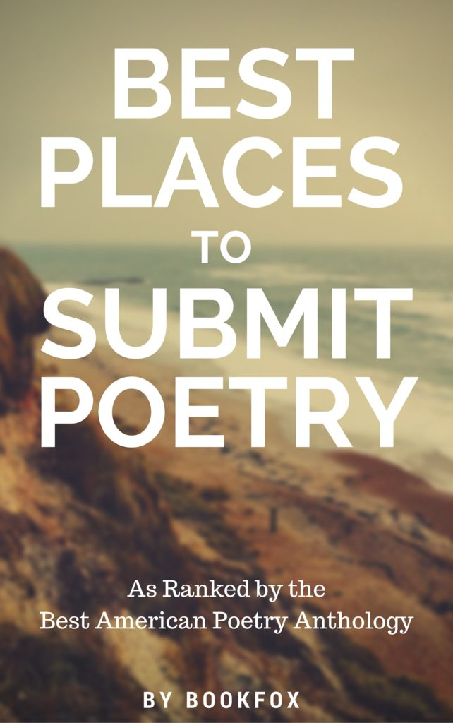 100+ Best Places to Submit Poetry A Ranking of Literary Magazines
