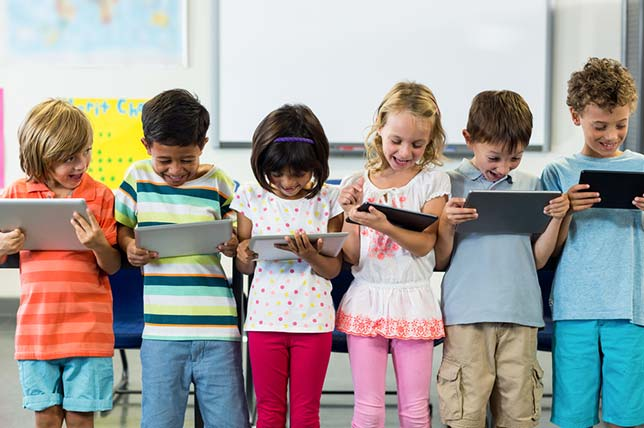 Study Most Teaching and Learning Uses Technology Nowadays -- THE