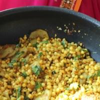 Sabudana: Tapioca Curry