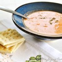 Creamy Harvest Tomato Soup