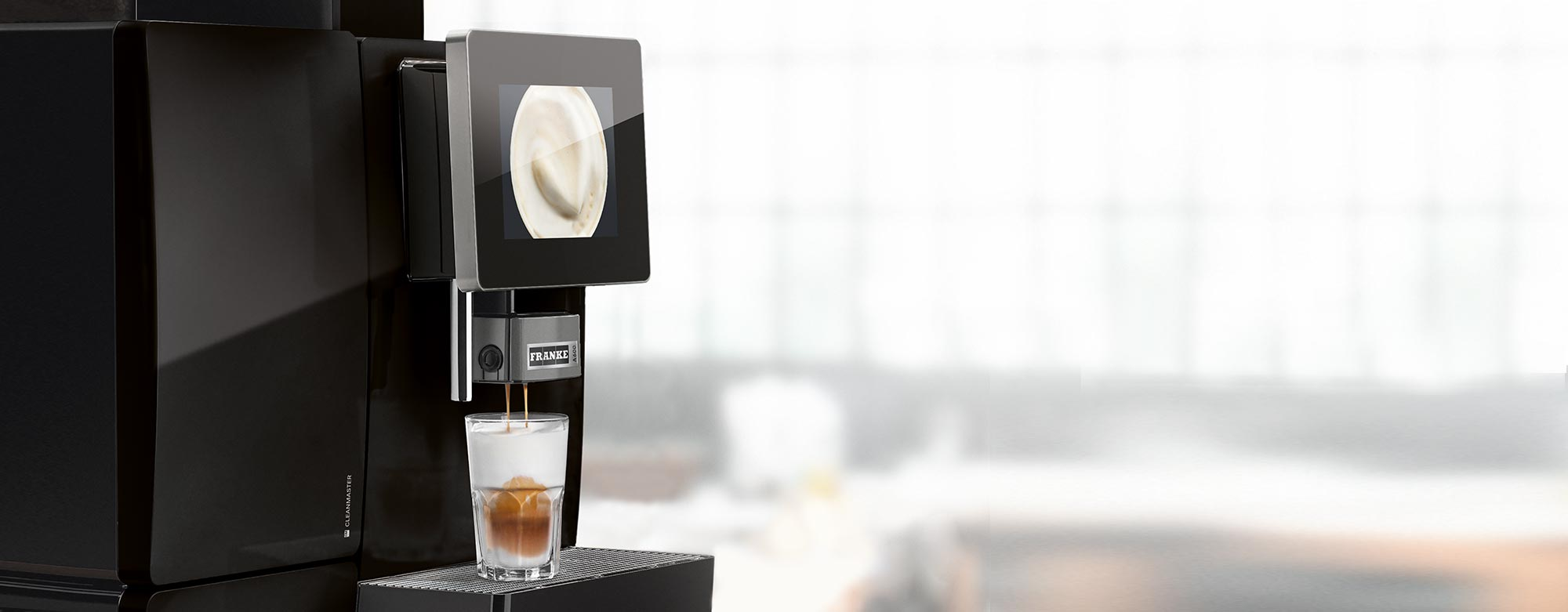 Franke Coffee Systems The A600 True Passion Leads To Innovation Kaffe 7