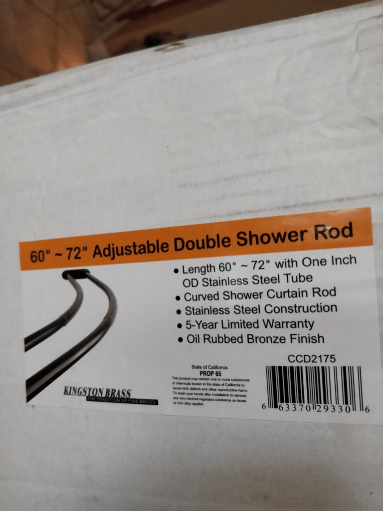 Bronze Double Shower Curtain Rod Curved Double Shower Curtain Rod For Sale The Katy News