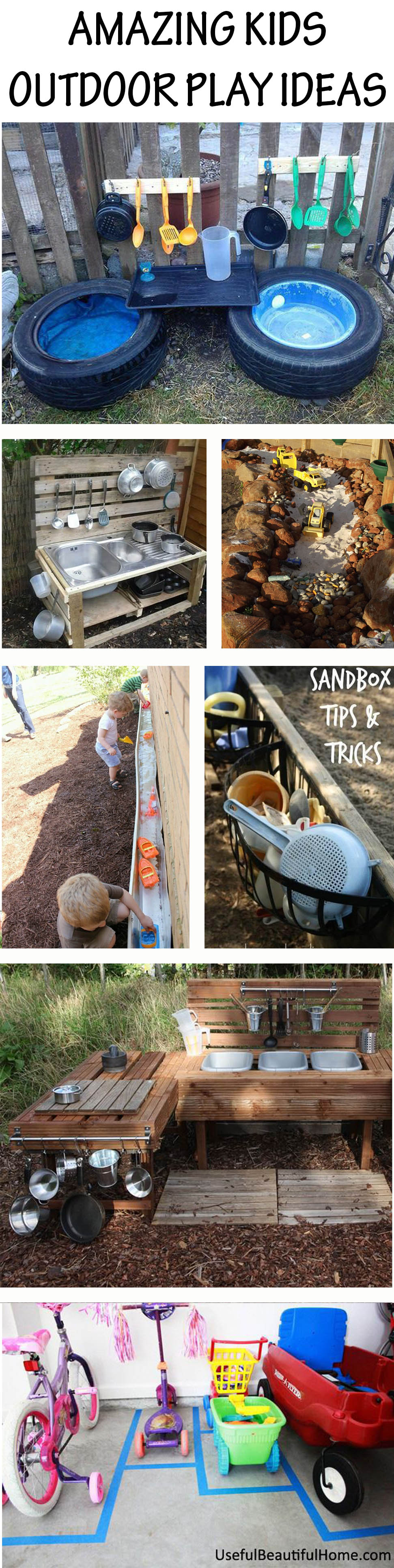 Diy Couchtisch Ikea Kids Outdoor Play Ideas - The Keeper Of The Cheerios