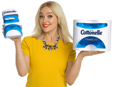 Try Cottonelle to Feel Cleaner and Fresher! #LetsTalkBums