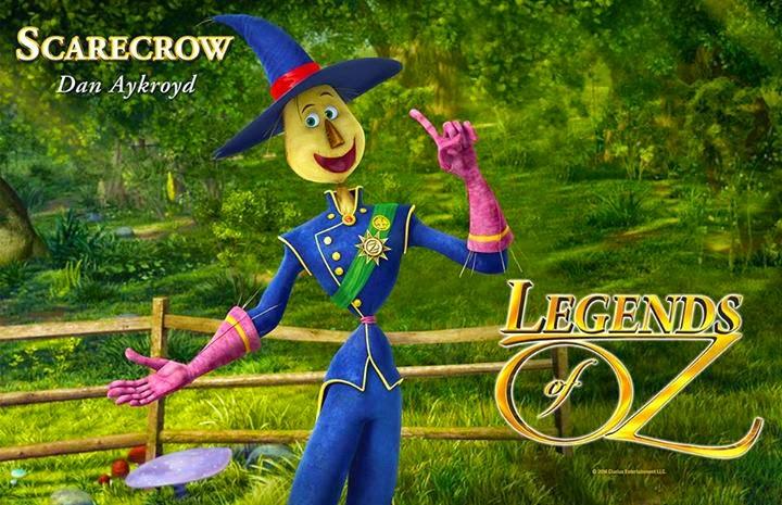 legend of oz scarecrow