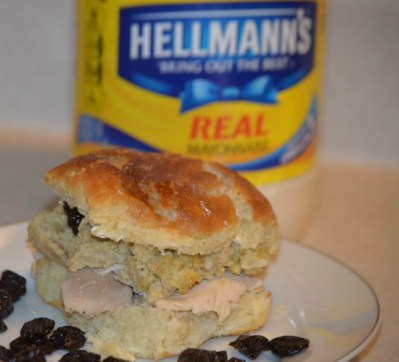 Leave The Leftovers To Hellmann's Mayo And Make An Awesome Turkey Sandwich! #LeftoverFriday