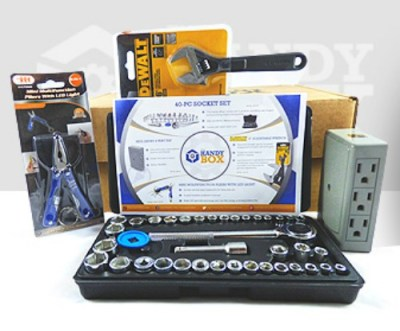 The Handy Box Has New Items To Help You Complete Projects At Home And A Giveaway!