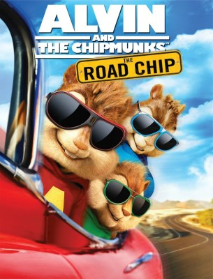 Alvin And The Chimpmunks: The Road Chip Giveaway #AlvinInsiders