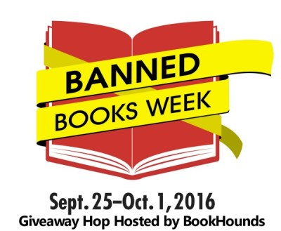Banned Books Week Featuring A Harry Potter Giveaway!