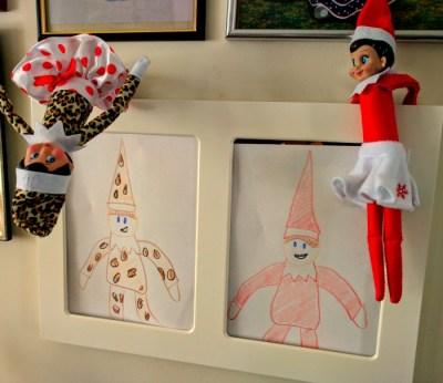 Articulate Gallery Displays The Kid's Artwork