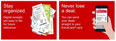 See You Later Paper Receipts! #ReceiptYouLater #CVS