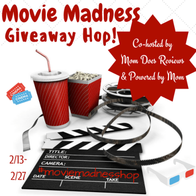 Win An Amazon Gift Card Or PayPal Cash During The Movie Madness Event