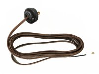 Replacement Lamp Cord Rayon Covered with Bakelite Round ...