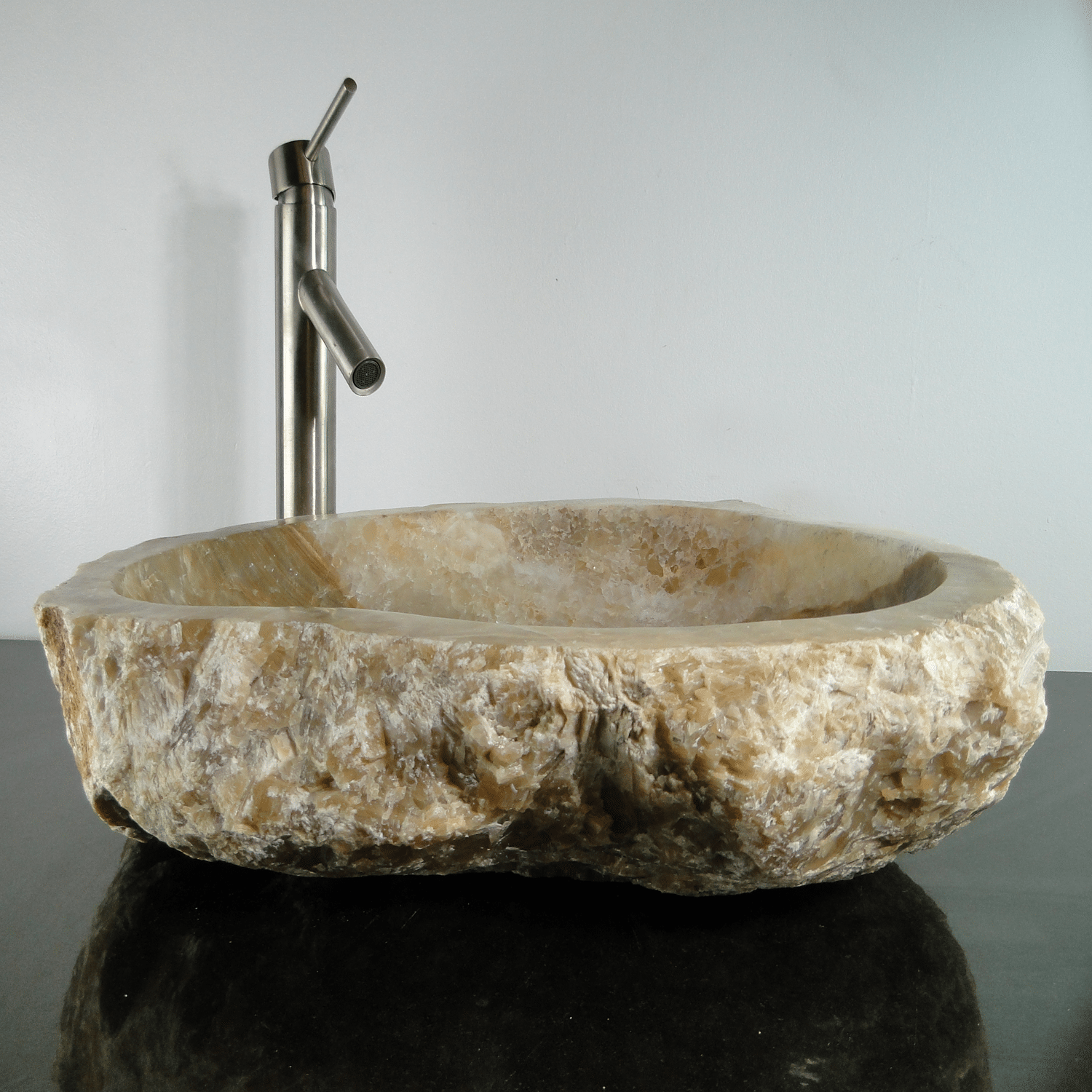 Marble Basin Onyx Marble Counter Top Vessel Basin Sink Onx82