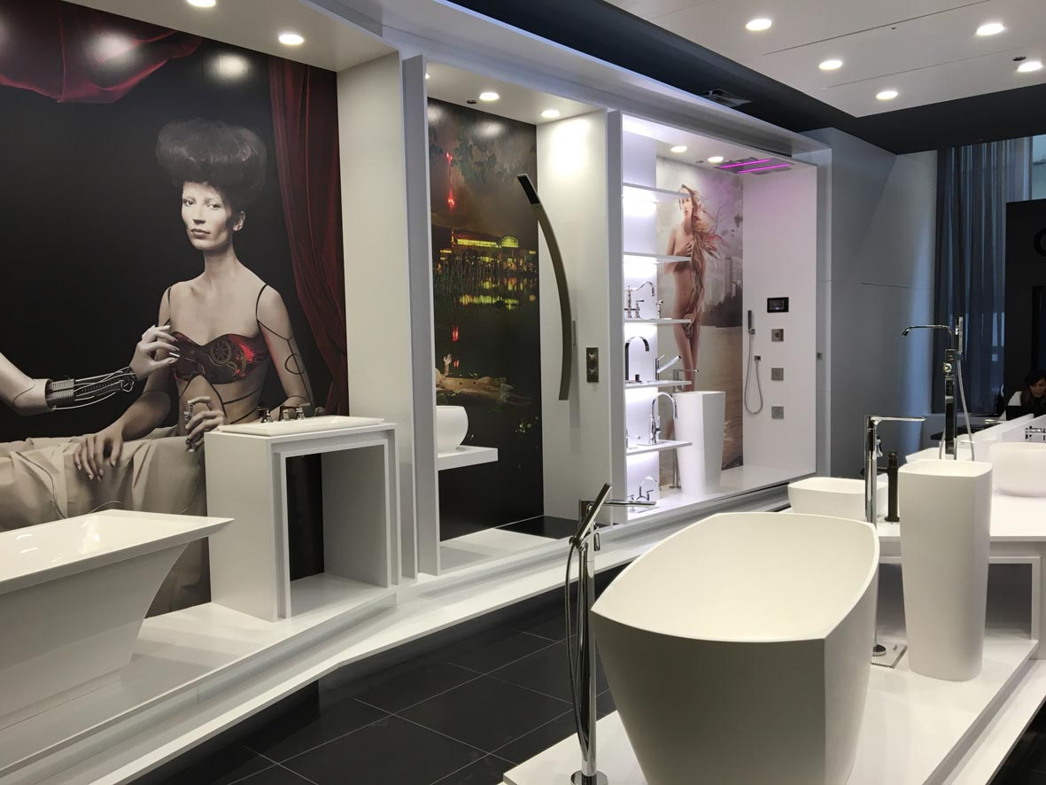 New Graff flagship showroom  The Kitchen and Bathroom Blog