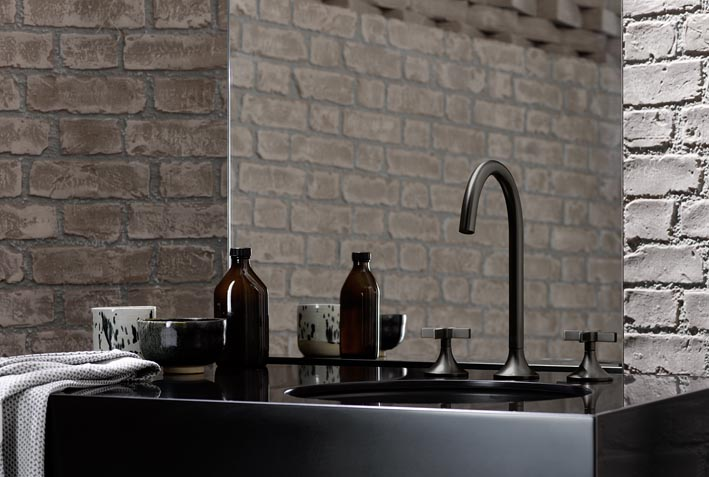 Dornbracht Dark Platinum Matt Dornbracht Vaia Dark Platinum Matte - The Kitchen And