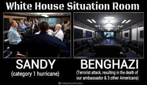 Benghazi situation room