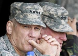 U.S. Commander of AFRICOM General Carter Ham