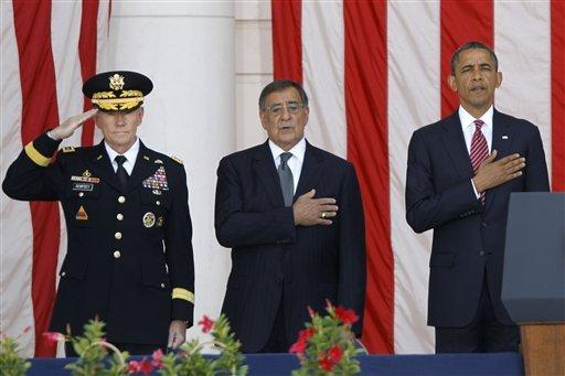 Obama and Leon Panetta | The Kitchen Cabinet.US