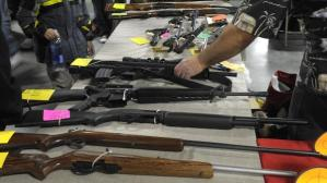 Marketplace for automatic rifles....GROWING.
