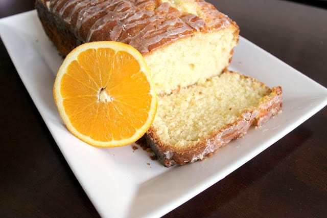 Orange Yogurt Bread - The Kitchen Prep Blog