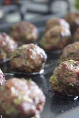 Clean Eating Beef & Kale Meatballs