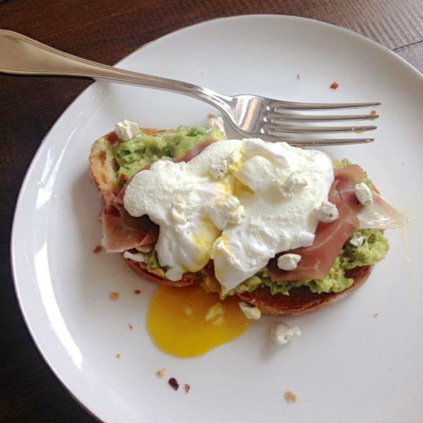 Avocado Toast Two Ways - thekittchen