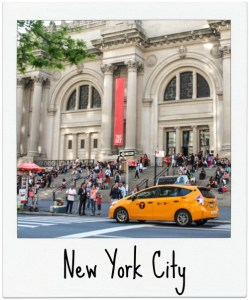 New York City Travel Page