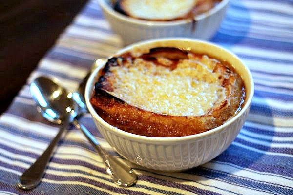 Little Sumpin French Onion Soup