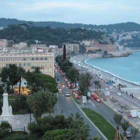 A Day in Nice, France