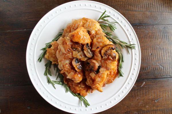 Chicken Marsala - via The Kittchen