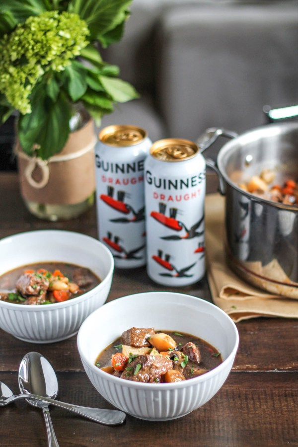 Guinness Stew with Beef and Mushrooms-4