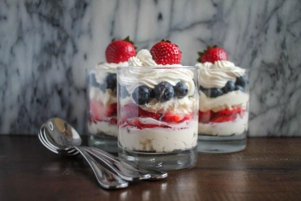 No Bake Cheesecake Cups-4