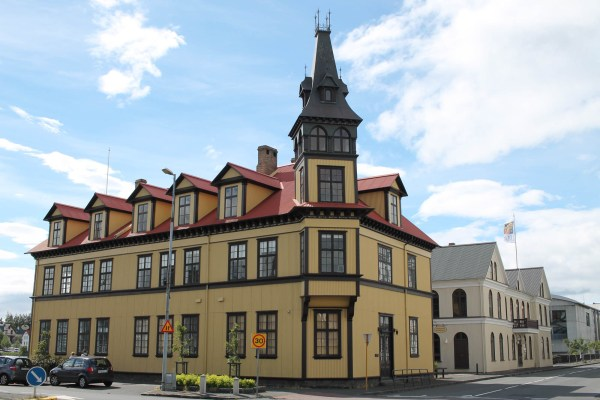 IcelandDowntown