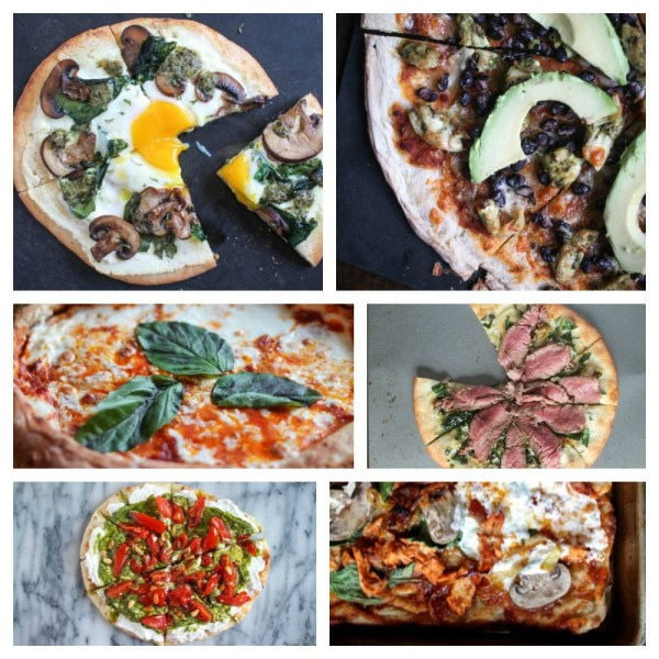 6 Unconventional Pizza Recipes