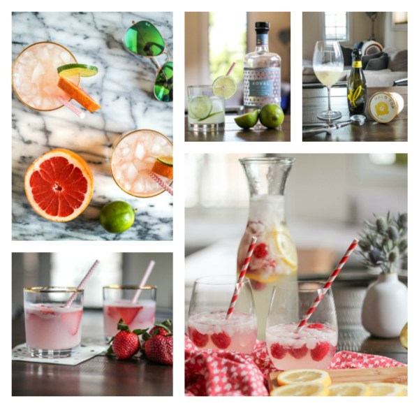 Cocktail Collage