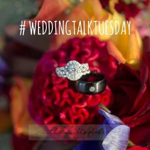 WEDDINGTALKTUESDAY