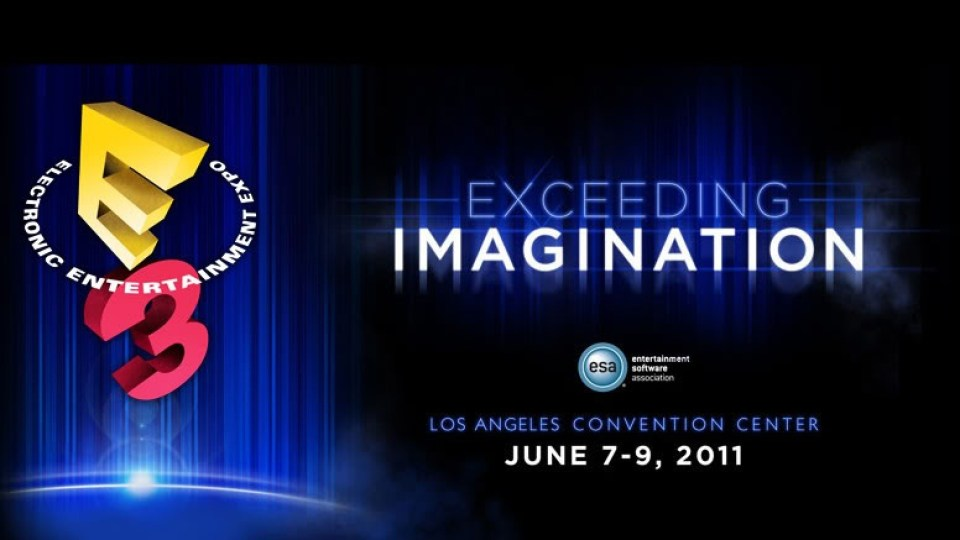 The Official E3 2011 Schedule And Live Stream List