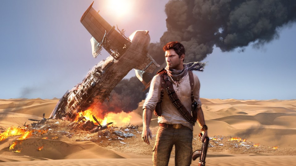 Uncharted 3 Commercial Kicks Off Tonight