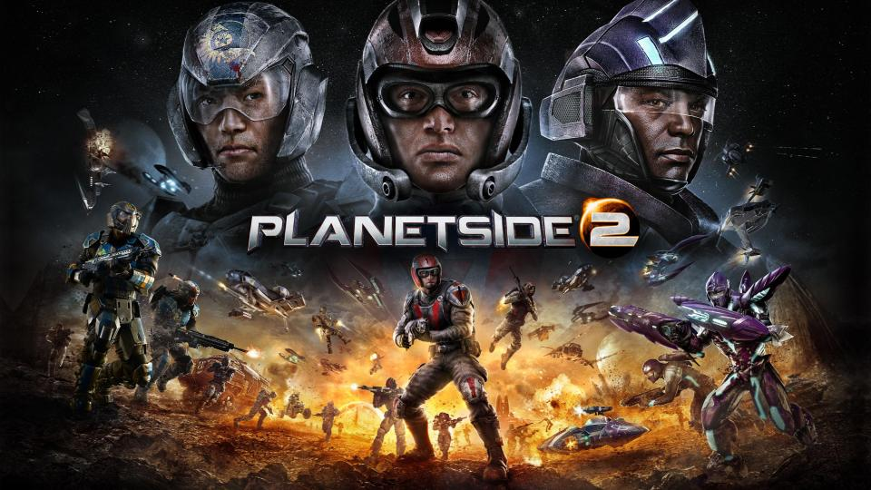 PlanetSide 2 Beta Codes Giveaway
