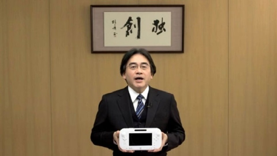 "Learn More About The Wii U In The Latest ""Iwata Asks"" Interview"